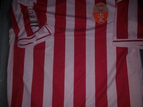 Shirt Match Worn CUNEO 2013-2014