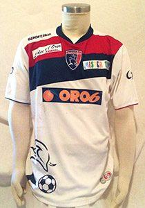 shirt match worn TARANTO 2012-2013