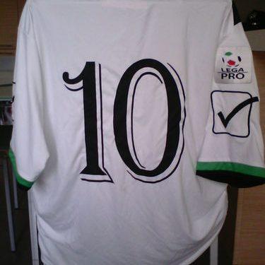 shirt match worn CHIETI 2012-2013