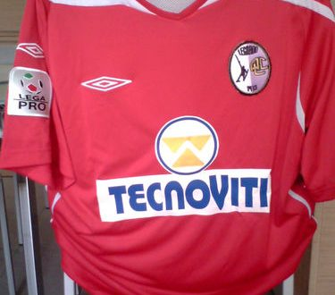 shirt match worn LEGNANO 2009-2010