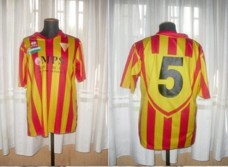 shirt match worn POGGIBONSI 2012-2013