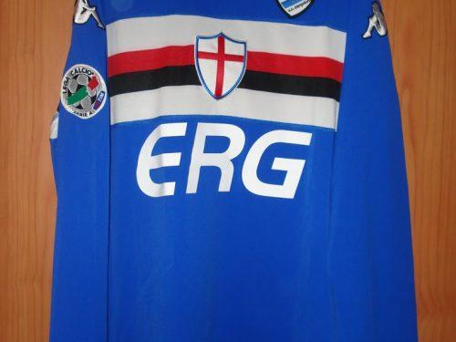 shirt SAMPDORIA 2007-2008