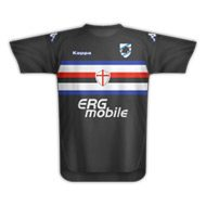 shirt SAMPDORIA 2009/2010