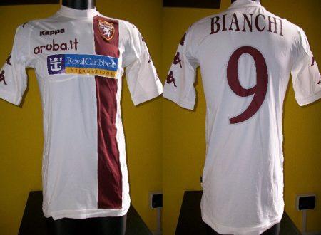 shirt match worn TORINO 2011-2012
