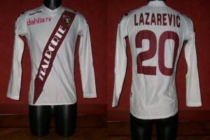 shirt match worn Torino 2010-2011