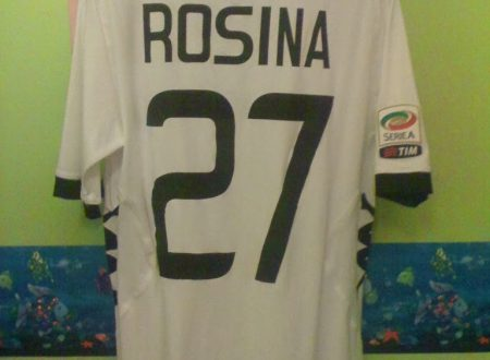 shirt match worn SIENA 2012-2013