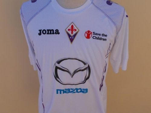 shirt match worn FIORENTINA 2012-2013