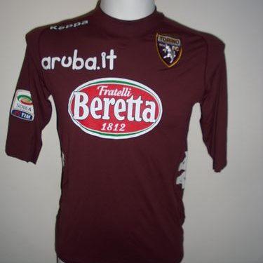 shirt match worn TORINO 2012-2013