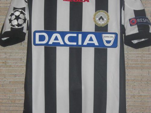 shirt match worn UDINESE 2012-2013