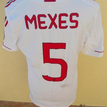 shirt match worn MILAN 2012-2013