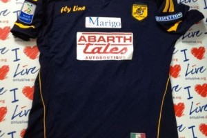 SHIRT MATCH WORN JUVE STABIA 2013-2014