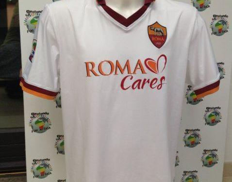 SHIRT MATCH WORN ROMA 2013-2014
