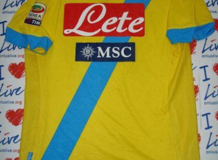 shirt match worn NAPOLI 2013-2014