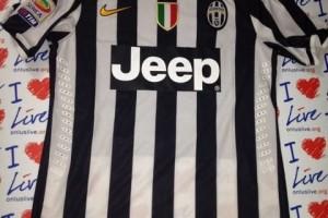 shirt match worn JUVENTUS 2013-2014