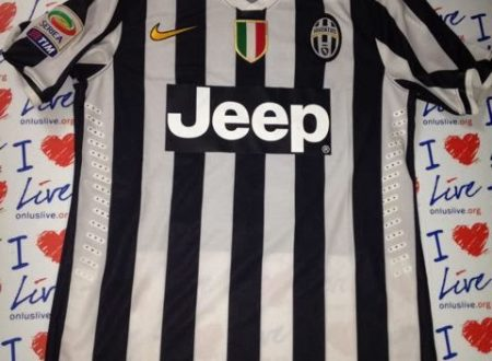 shirt match worn JUVENTUS 2013-2014