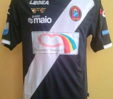 Shirt Match Worn LANCIANO 2013-2014