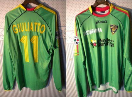 shirt LECCE 2007-2008