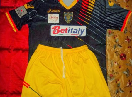 shirt match worn LECCE 2012-2013