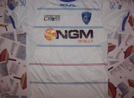 Shirt Match Worn EMPOLI 2013-2014