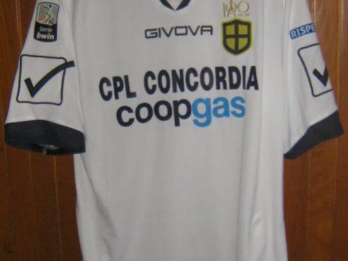Shirt Match Worn MODENA 2012-2013