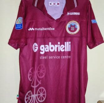 Shirt Match Worn CITTADELLA 2013-2014