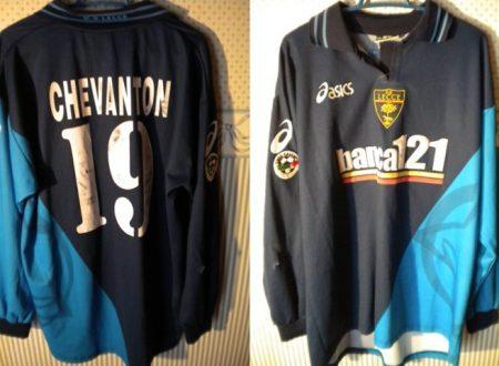 shirt  LECCE 2001/2002