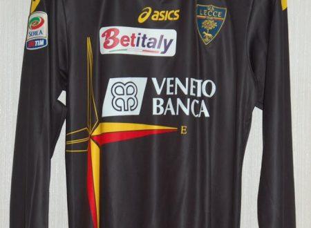 shirt match worn LECCE 2011-2012
