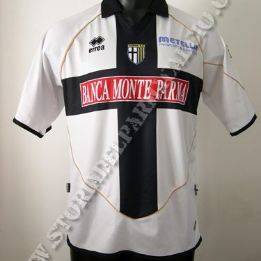 shirt match worn PARMA 2008-2009