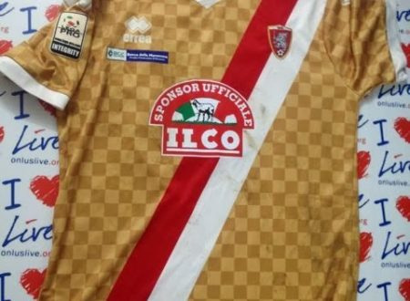 SHIRT MATCH WORN GROSSETO 2013-2014