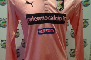 SHIRT MATCH WORN PALERMO 2013-2014