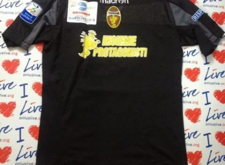 SHIRT MATCH WORN TERNANA 2013-2014
