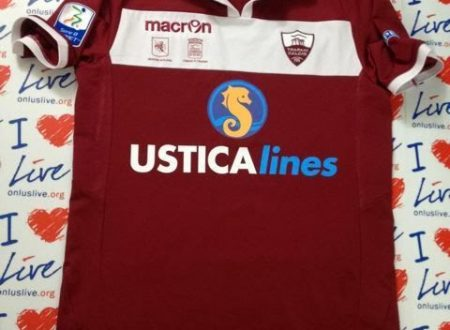 SHIRT MATCH WORN TRAPANI 2013-2014
