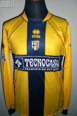 shirt PARMA 2005-2006