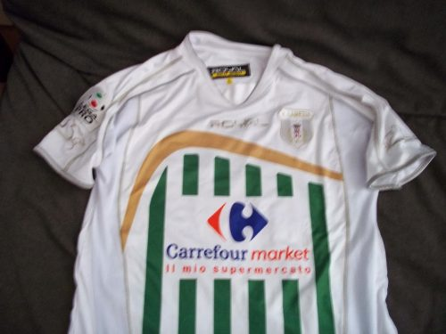 SHIRT MATCH WORN VIGOR LAMEZIA 2012-2013