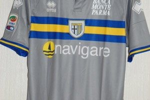 shirt match worn PARMA 2010-2011