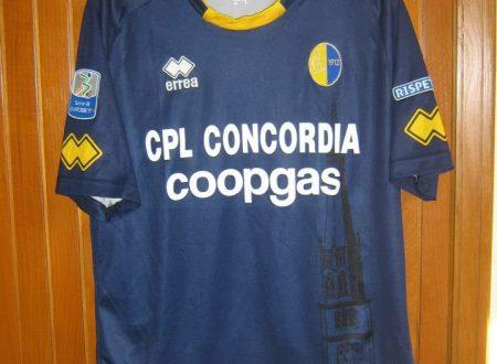 Shirt match worn MODENA 2013-2014