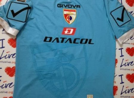 SHIRT MATCH WORN MANTOVA 2013-2014