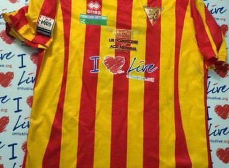 shirt match worn POGGIBONSI 2013-2014