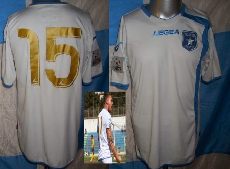 shirt match worn PAGANESE 2012-2013