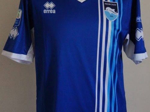 shirt match worn PESCARA 2013-2014