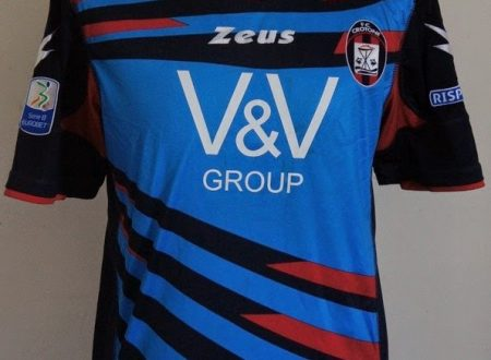shirt match worn CROTONE 2013-2014