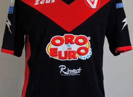 shirt match worn VARESE 2013-2014