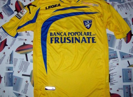 shirt match worn FROSINONE 2013-2014