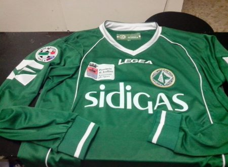 shirt match worn AVELLINO 2007-2008