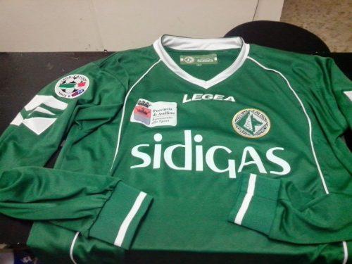 shirt match worn AVELLINO 2007-2008
