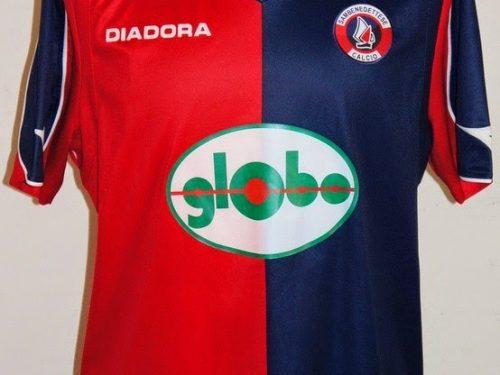 shirt match worn SAMBENEDETTESE 2008-2009