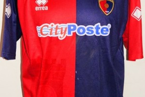 shirt match worn SAMBENEDETTESE 2010-2011