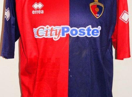 shirt match worn SAMBENEDETTESE 2010-2011
