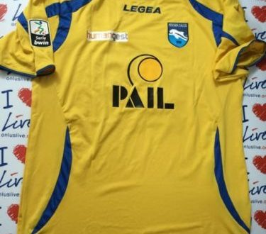 Shirt Match Worn PESCARA 2010-2011