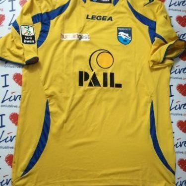 Shirt Match Worn PESCARA 2010-2011